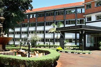 Imperial Botanical Beach Hotel Entebbe Uganda