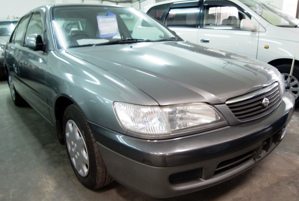 1999 Toyota Premio 1.8 - Uganda Auto Dealers – Buy Sell and Rent ...
