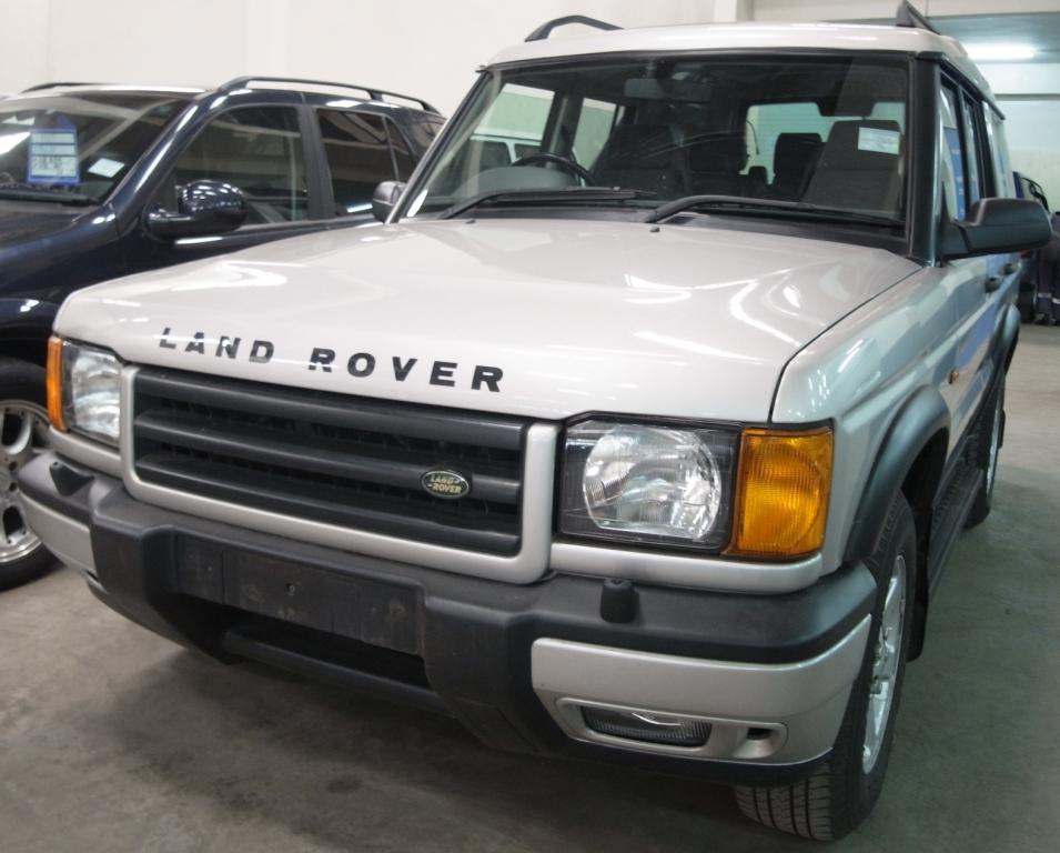 2001 LandRover Discovery 2 5 - Uganda Auto Dealers – Buy