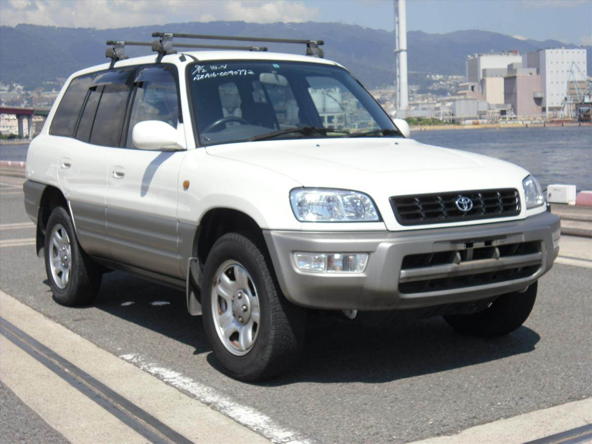 Toyota Rav4 1999 Uganda Auto Dealers Buy Sell And Rent
