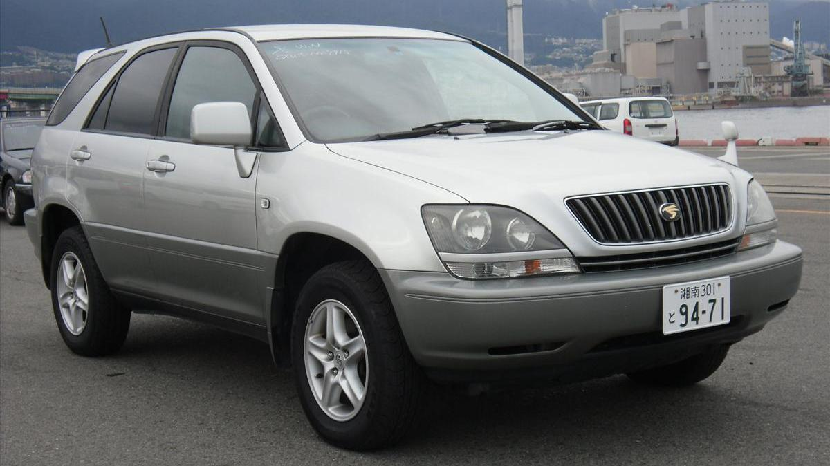 Toyota Harrier 1999 Uganda Auto Dealers Buy Sell And Rent Cars In Uganda